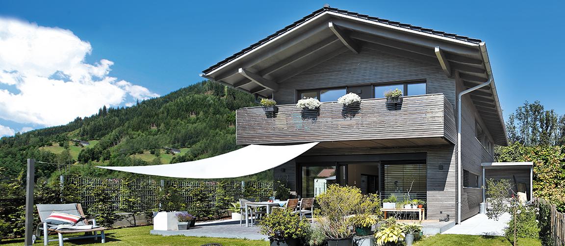 Regnauer vitalhaus oberaudorf for Architekt holzhaus